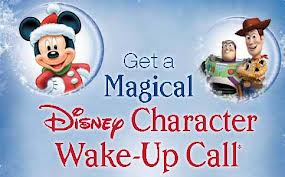 mickey wake up call