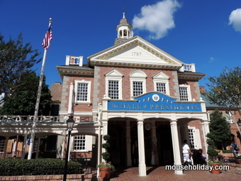 MH hall of presidents
