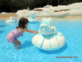 MH blizzard beach tike's peak