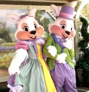 magic kingdom easter