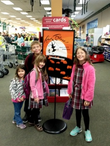 Trick-or-Treating Grocery Stores - Lunds