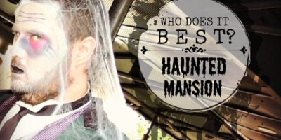 Who Does it Better? Disney's Haunted Mansion